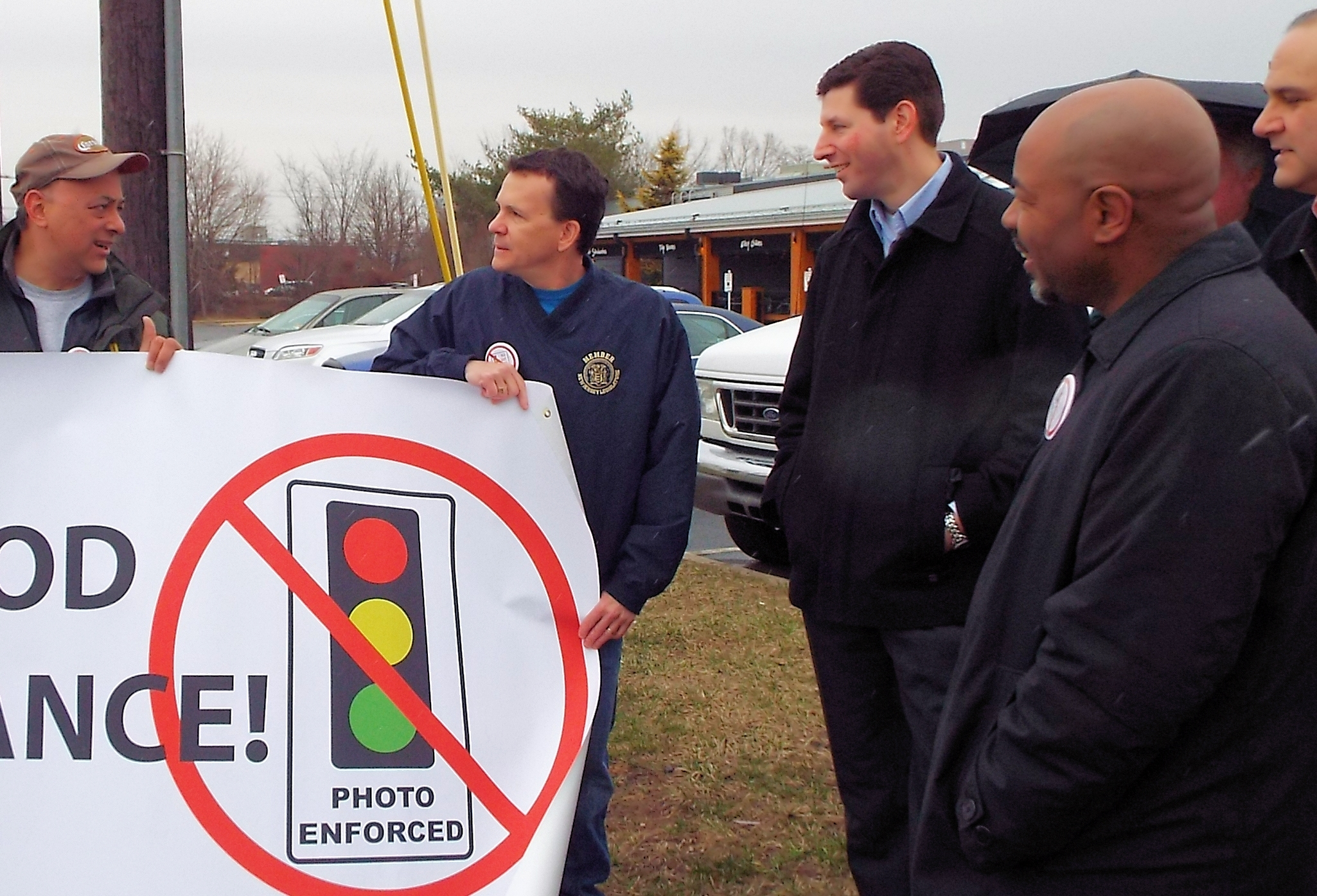 Group Tells Piscataway That Cameras Need to Go