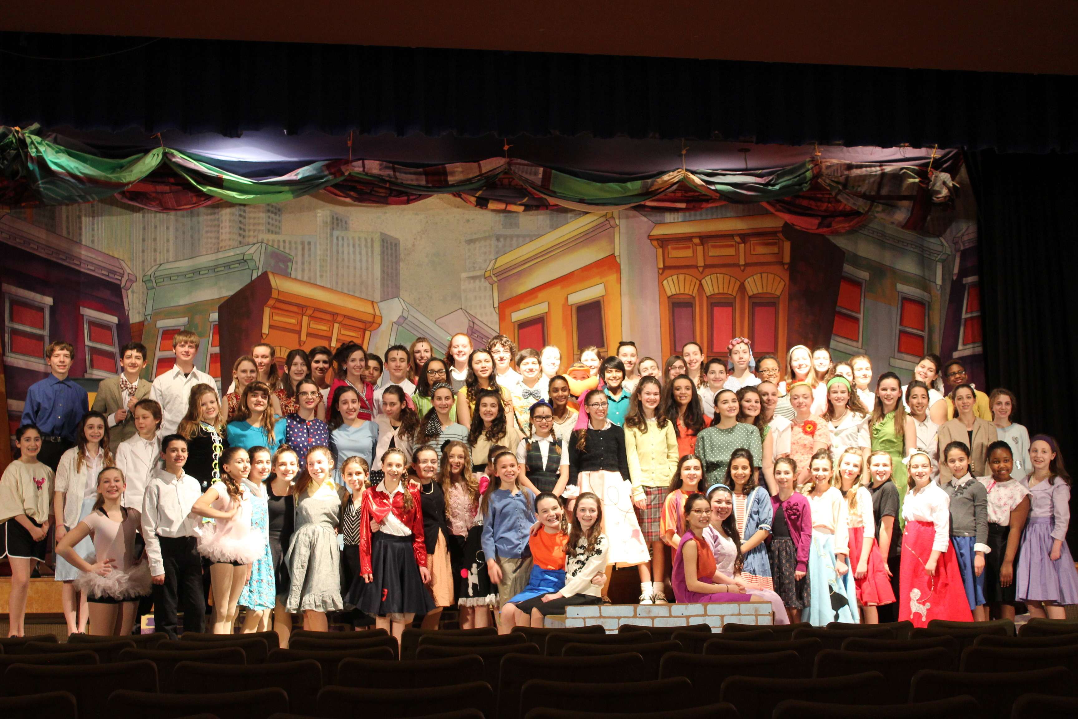 Review randolph middle school musical hairspray delivers impressive performance news tapinto - Alternative uses of hairspray ...