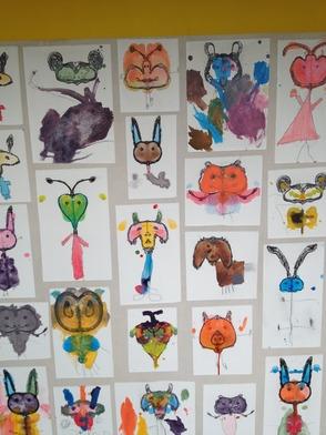 """Nicholas F. Rizzo Fine Arts Showcases  """"Genuine Art""""  Annual Project Event for Madison Montessori School, photo 3"""