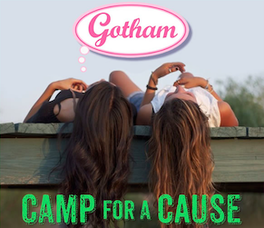 """Camp for a Cause"" Event at Gotham Will Create Scholarship, photo 1"