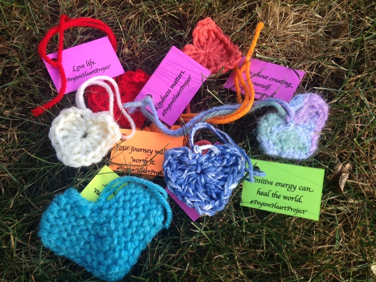 The Peyton Heart Project Comes to Morristown