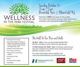 HackensackUMC Mountainside to Host Wellness Festival in Brookdale Park Oct. 12, photo 1