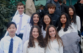 Millburn Middle School Singers