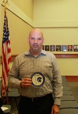 Patriot Award Winner
