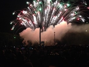 Feast of Mount Carmel Final Night Firework Extravaganza Doesn't Disappoint, photo 11