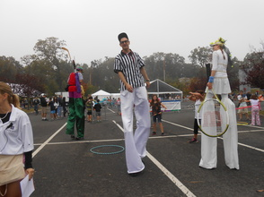 Live Well Stay Well Challenge Kicks Off At 4th Annual Summit Medical Group Health and Sports Festival , photo 13