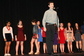 "Gov. Livingston Students Performed In ""Cabaret for A Cure"" , photo 23"