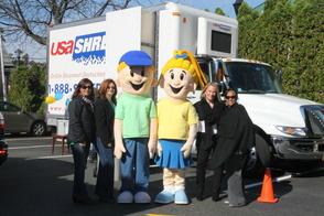Valley National Bank Provides Free Paper Shredding, photo 1