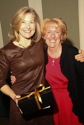 Cynthia Baker and Karen Schneider