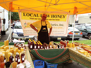 A taste of honey at the Scotch Plains Farmers' Market