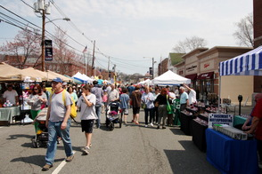 Millburn Street Fair Brings Out Crowd on Warmest Day of Spring, photo 16