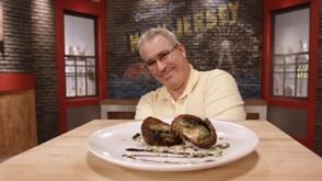 Simon and his dish