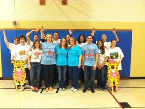 Jump Rope for Heart Lincoln Staff