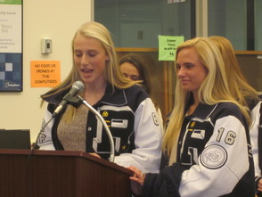 Students Honored at the Randolph Board of Education 2014 Organization Meeting, All Geared Up For The New Year, photo 6