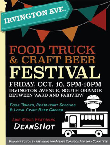Irvington avenue festival organizers hoping turnout tops for Food truck and craft beer festival