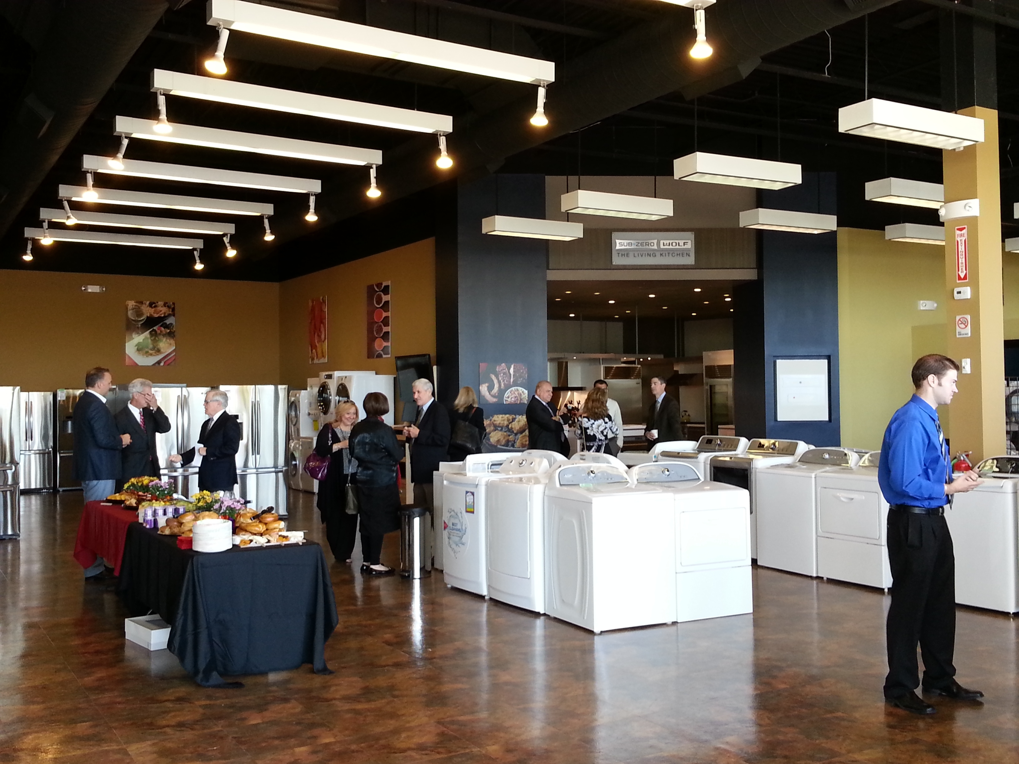 Furniture stores east brunswick nj - Karl S Appliance Celebrates Grand Opening Of East Brunswick Store