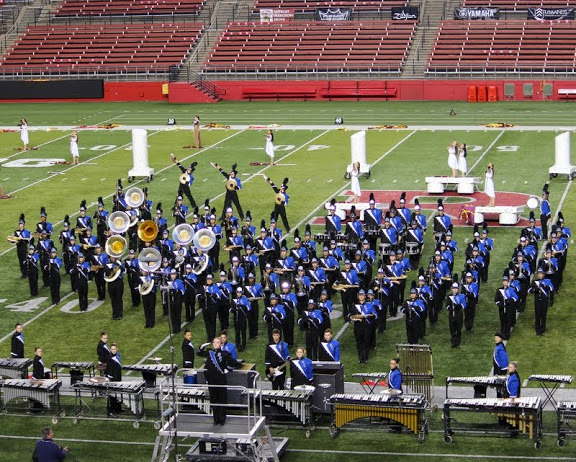 Yamaha Cup Marching Band Competition
