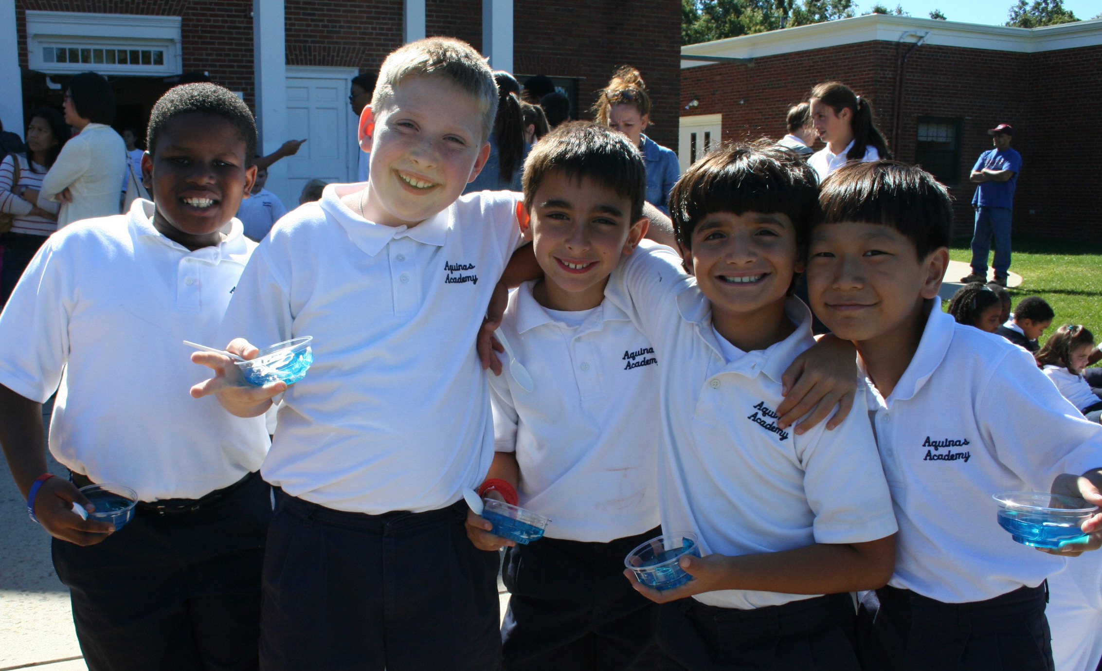 Aquinas Academy Named a 2013 National Blue Ribbon School of Excellence