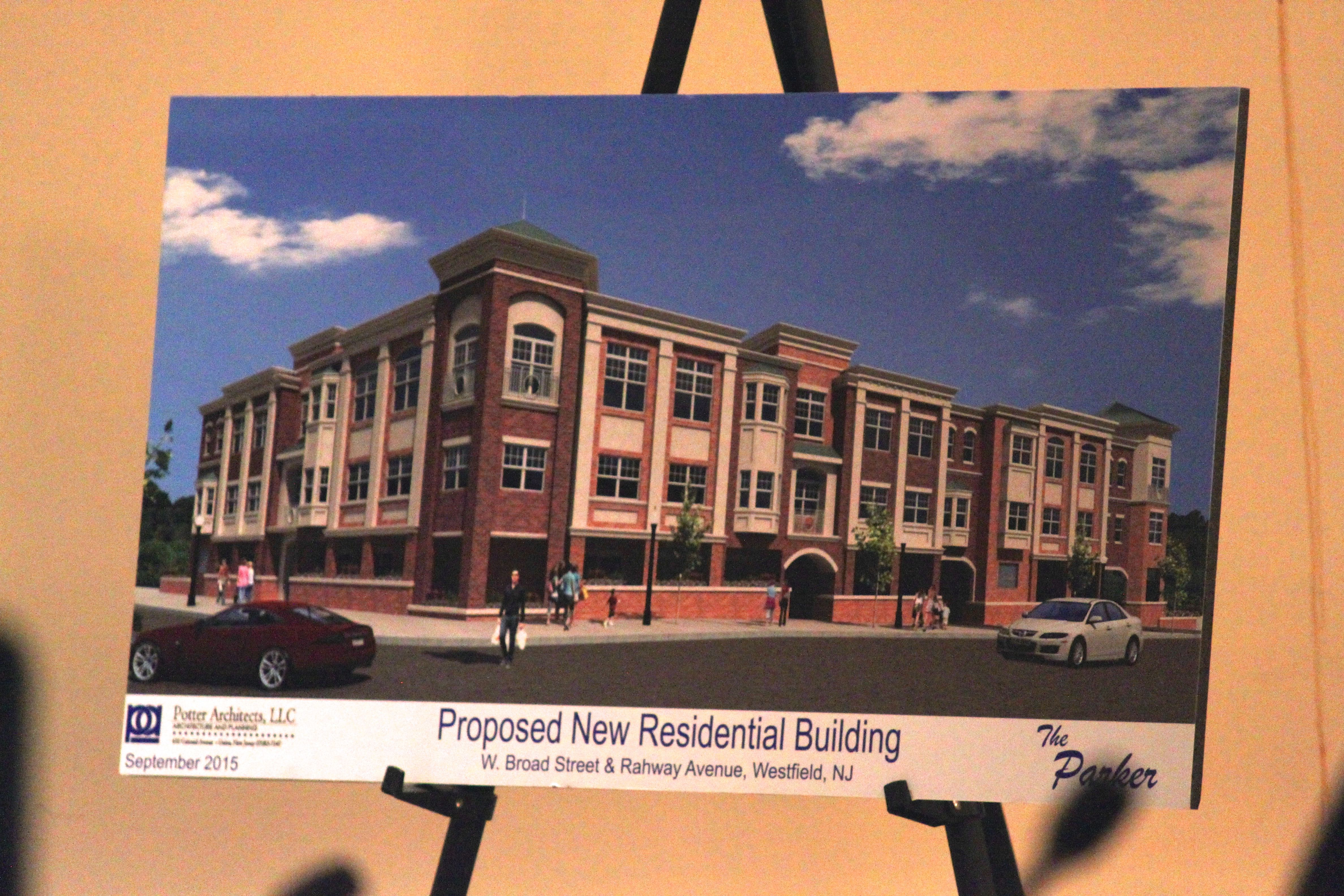 Westfield Planning Board Approves 31 Unit Apartment plex on W