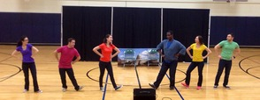 Schoolhouse Rock Live! Visits Central School, photo 2