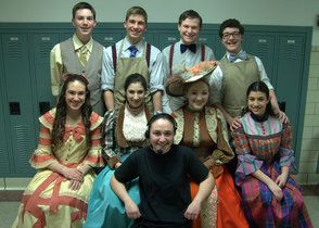 'Hello, Dolly' Livingston High School