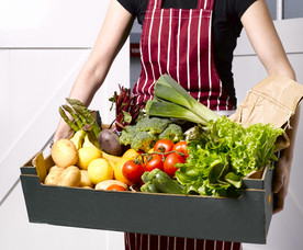 Garden of Eden free grocery deliveries