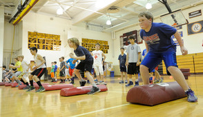 Tackling Player Safety: Heads Up Clinics Instruct Youth Football Players, photo 3