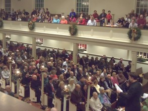 Sold-Out Audience