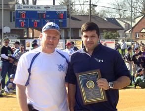 Modell's Recognized as Sponsor of the Year