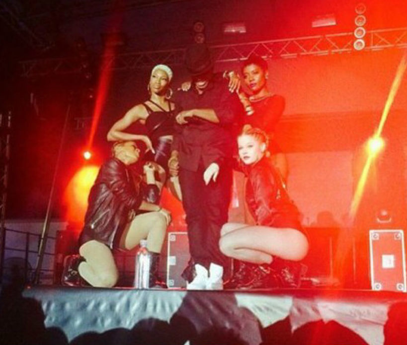 R&B Artist Ne-Yo Performs to Sold-Out Crowd at Montclair State University