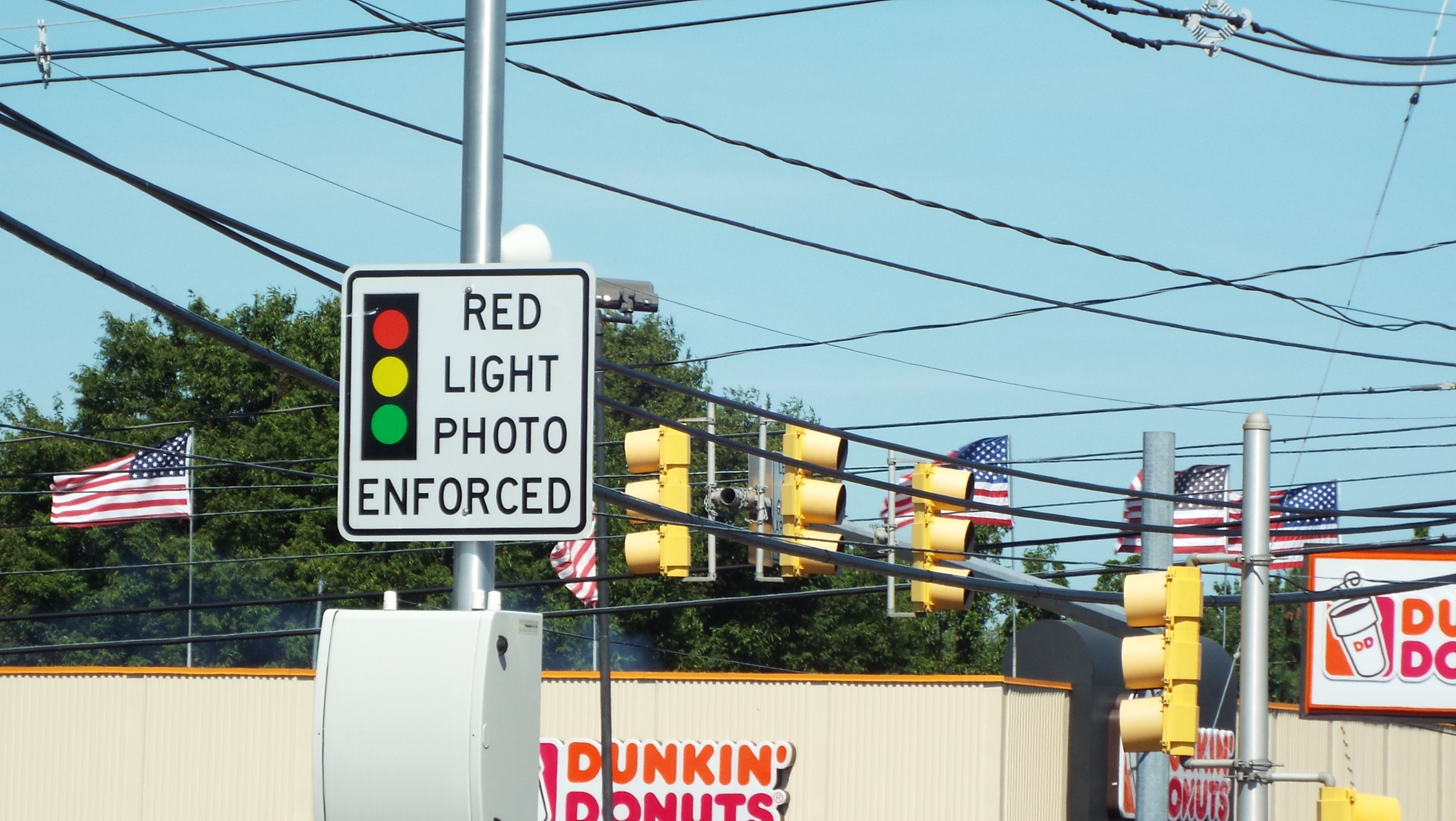 DOT Says Piscataway Can Keep Red Light Cameras for Now