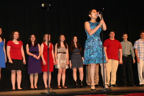 "Gov. Livingston Students Performed In ""Cabaret for A Cure"" , photo 20"