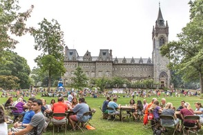 Lehigh University Welcome Picnic