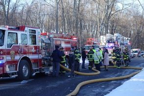 Fire Department Update on Cornell Avenue Fire , photo 1
