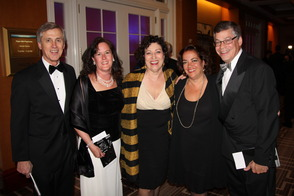 John McEwen, Etta Denk, Dee Bilia, Laura Aden Packer and Chris Daggett