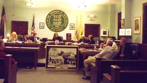 West Orange Town Council Meeting