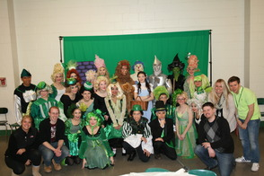 Wizard of Oz Cast & Crew