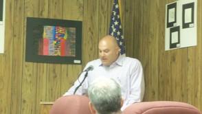 Jim DeSarno speaking