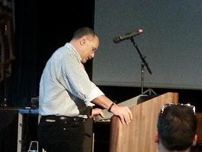 Westfield Resident, Dr. Steven Gorelick, speaks regarding SRO position.