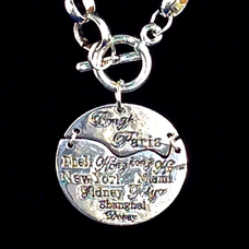 Paris Toggle Necklace