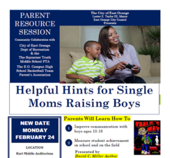 E.O. Recreation Gives Helpful Hints To Moms Raising Boys, photo 1