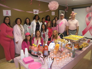 Stafford Communications Holds Day-Long Celebration to Raise Money for Breast Cancer, photo 7