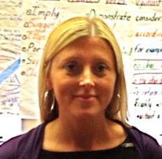 SOMS Sixth Grade Language Arts teacher, Melissa Butler