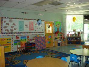 Classroom at Peanut Shell