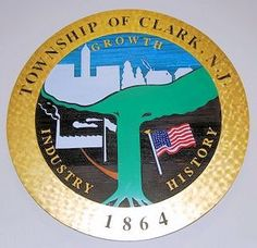 Seal of the Township of Clark