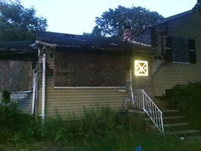 South Plainfield to Knock Down Fire-Ravaged Home, photo 2
