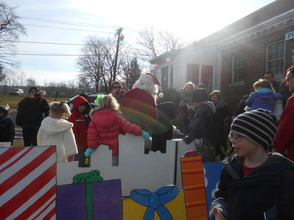 Hundreds Turn Out For Santa Visit and Horse-Drawn Wagon Rides, photo 8