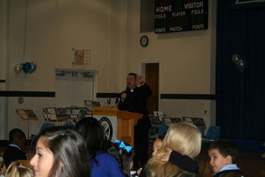 Monsignor Thomas P. Nydegger Makes Some Closing Femarks
