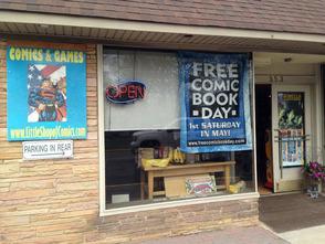 Little Shop of Comics