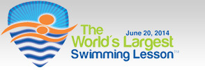 World's Largest Swimming Lesson™ at JCC on Friday, June 20 at 11 AM, photo 1